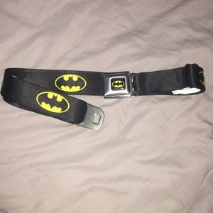 Batman seatbelt